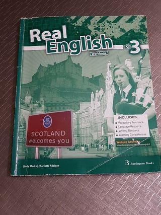 Real english 3 ESO