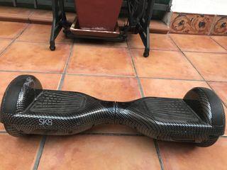 hoverboard patinete eléctrico