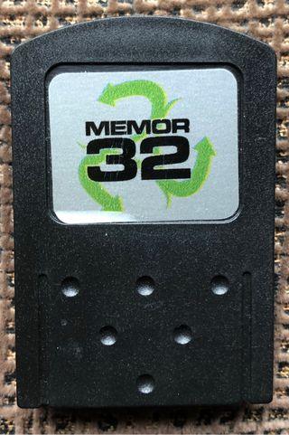 Memor 32mb PS2