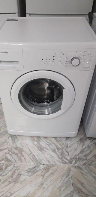 lavadora buen estado de 6 kg con garantía institu