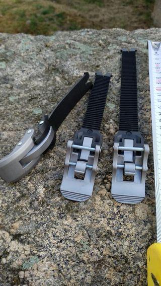 Cierres-hebilla tirable botas Alpinestars