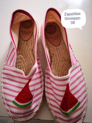 zapatillas Gioseppo 38
