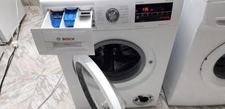 lavadora marca bosch de 8 kg clase A+++ 1400 revol