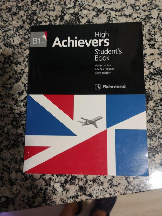 libro de inglés de 4° de la Eso