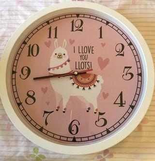 Reloj Pared.