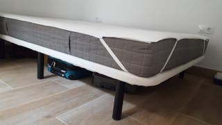 Cama+colchón