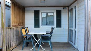 Mobilhome Sun Living con terraza