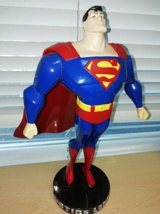 Muñeco Superman volador de 25 cm