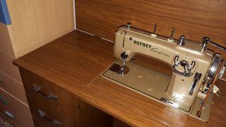Máquina de coser Refrey Transforma 427 manual