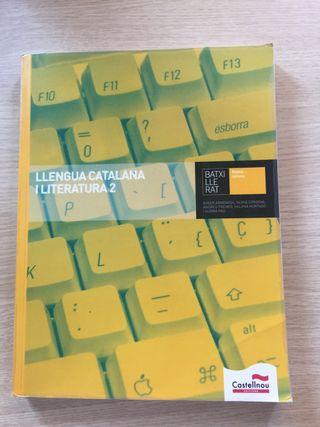 Llengua Catalana i Literatura 2 Batx