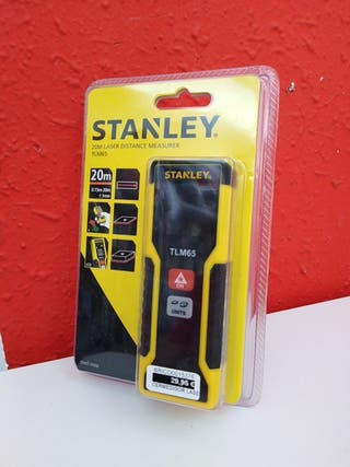Medidor Láser Stanley