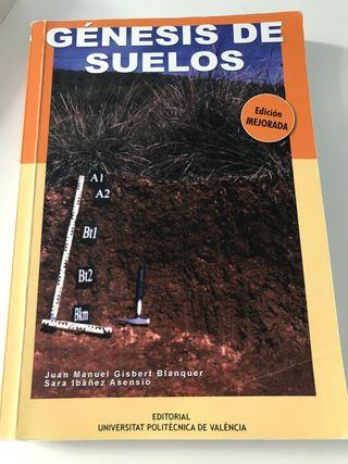 Génesis de suelos