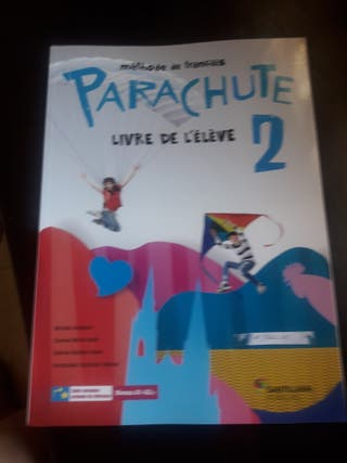 Libro de Francés 2° ESO Santillana