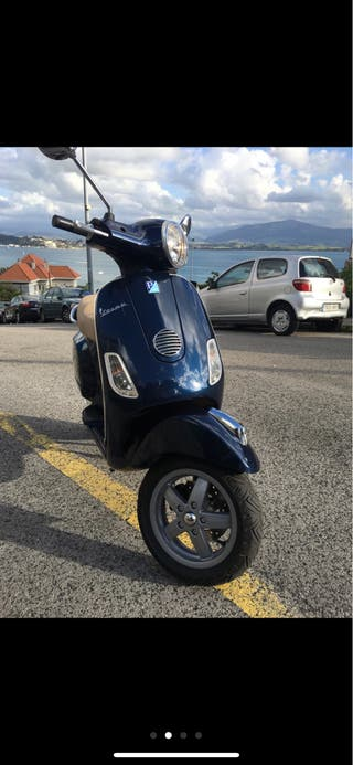 Piaggio Vespa 125 lx ie