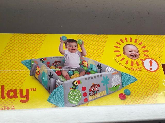 Gimnasio parque infantil