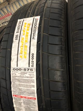 Bridgestone. 225/55 R18. 98V