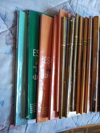 Libros de texto 3° ESO.