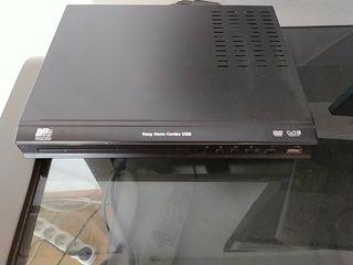 dvd y USB