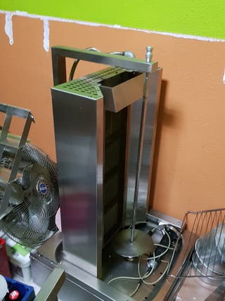 máquina de kebab