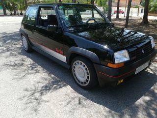 Renault súper 5 gt turbo 1987