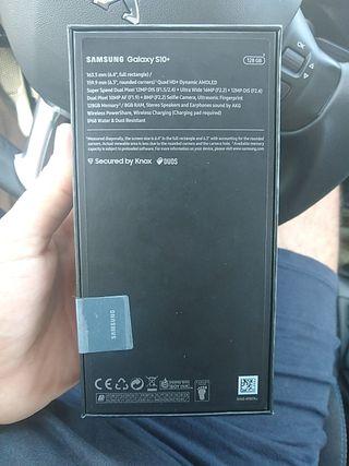 Samsung Galaxy s10plus 128gigas