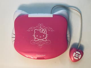 Primer ordenador Hello Kitty