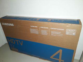 Televisor SAMSUNG HDTV 32 4 series.