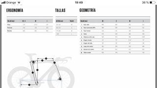 Bicicleta ordu triatlón