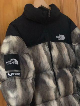Chaqueta Supreme x The North Face Fur Nuptse