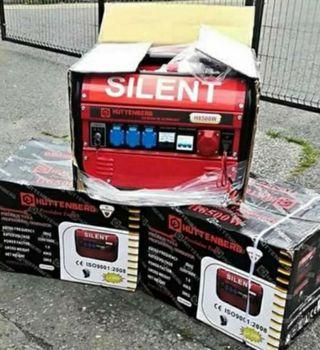 brand new super silent generator
