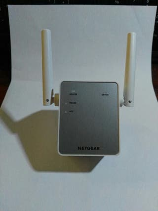 repetidor wifi EX3700, doble banda hasta 750Mbps