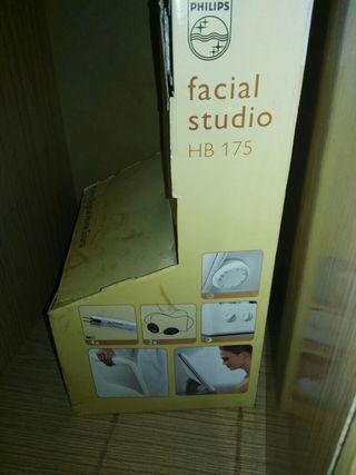 Lampara rayos UVA facial