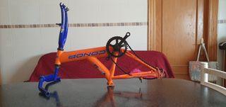 Cuadro de bicicleta CONOR.