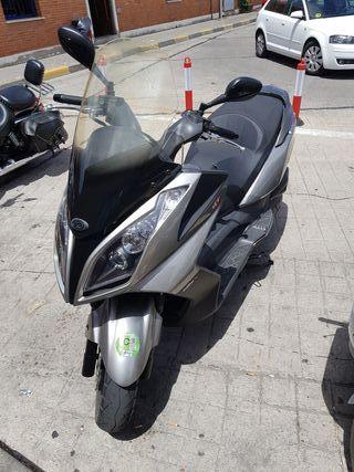MOTO KYMCO SUPER DINK 125