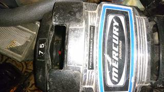 motor mercury para piezas