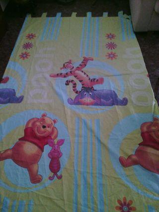 REBAJADISIMA cortina habitacion niñ@ Disney Winn