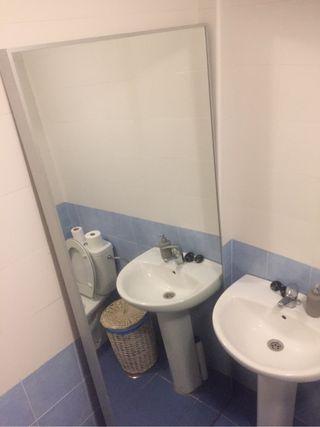 Espejo baño tamaño XXL