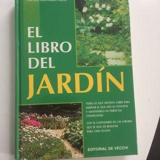 """Libro """" El libro del jardín """""""