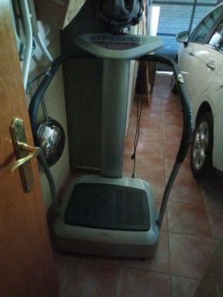 máquina de deporte vibratoria