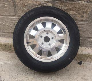 vendo rueda original audi sin uso