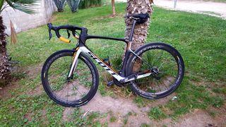 Bicicleta de carretera Scott foil 30 talla M