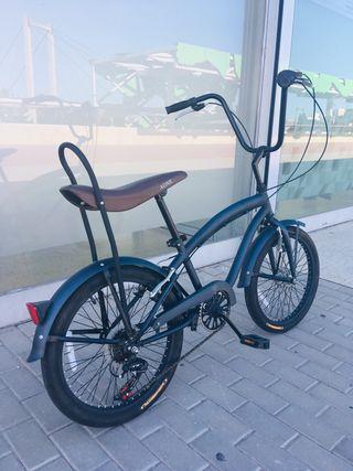 Bici cruiser paseo