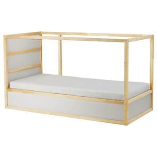 Cama Kura Ikea doble somier