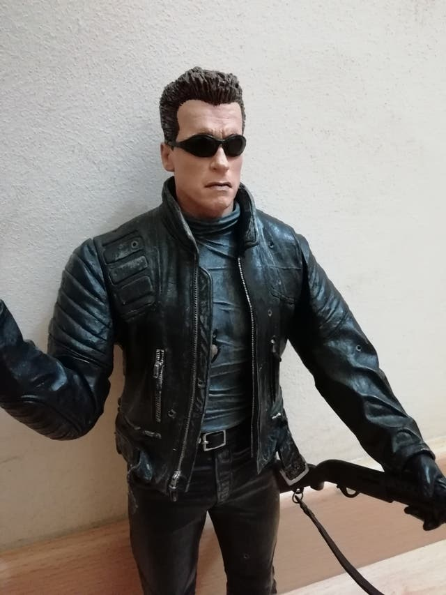 Figura Terminator 3 de 32 cm