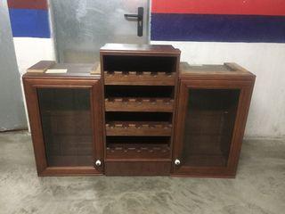 Mueble botellero modular