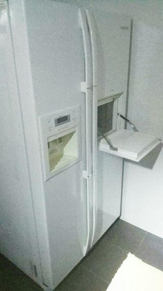 frigorífico americano