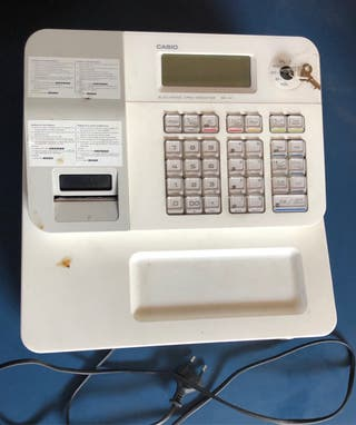 Caja Registradora Casio