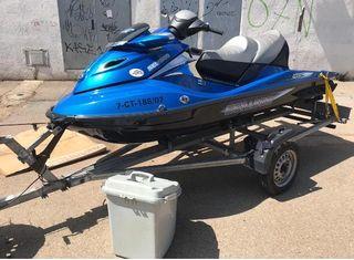 Moto Agua Bombardier Sea Doo limited GTX