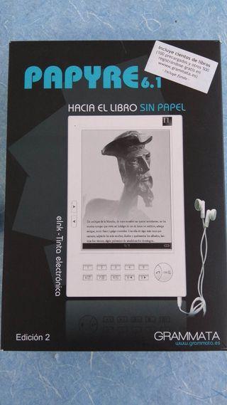 LIBRO ELECTRÓNICO PAPYRE