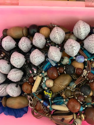 Job lot of necklaces
